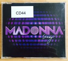 "Madonna - ""Sorry"" [Rare Promo Single CD]"