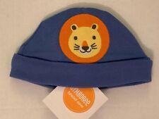 NWT Gymboree Boys Infant Hat 5-9 lbs Blue Lion