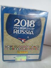 2018 PANINI WORLD CUP STICKER SOCCER BOX