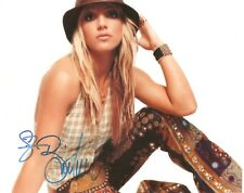 BRITNEY SPEARS SIGNED 8X10 PHOTO COA FROM N.A. # 260622