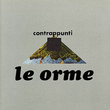 Contrappunti by Le Orme (CD, Mar-1996, Polygram (Japan))