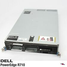 "MAINBOARD MOTHERBOARD DELL POWEREDGE R710 0NC7T0 SERVER CASE 19"" XEON QUAD 48CM"