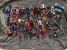 Marvel Legends Custom Fodder Lot Marvel Select Thor Deadpool Hulk 2020