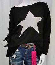 Langarm Damen-Pullover aus Kaschmirmischung