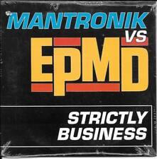 CD SINGLE 2 TITRES--MANTRONIK VS EPMD--STRICTLY BUSINESS--1998--NEUF
