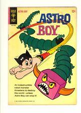 Astro Boy #1 3.0 (Crm/OW) Good to Very Good Gold Key 1965 Scarce