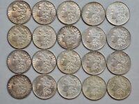 1889 AU-BU Morgan Silver Dollar Roll #6