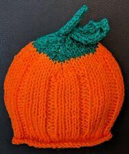 Pumpkin Halloween Hat Newborn
