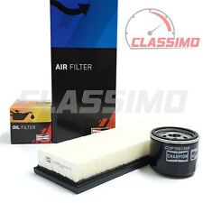 Champion Air & Oil Filters for NISSAN PRIMASTAR + VAUXHALL VIVARO MOVANO- 1.9DCi