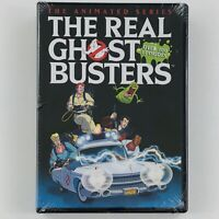 The Real Ghostbusters: Animated Series TV Show - Complete Volumes 1-10 DVD Set