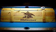 New Budweiser Pool Table Billiards Poker Game Light