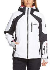 Nebulus Women's High End Platinum Davos Ski/Snowboard/Winter Jacket White size L