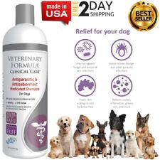 New listing Dogs Medicated Shampoo Dog For Mange Mites Scabies Ticks Fleas Skin Antifungal