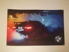 Flagge Werkstatt Fahne Banner Motorsport BMW M Power AC Schnitzer Alpina 150x90