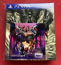 New listing Death Tales - Ps Vita - Play-Asia Limited Edition - Brand New Playstation Sony
