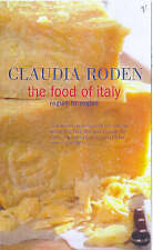 The Food of Italy by Claudia Roden (Paperback, 1998)