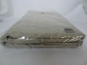 Scandia Down E717 Full Size Gold Striped Fitted Sheet 300  100% Egyptian Cotton