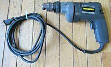 "Black & Decker Professional No. 1575 - 3/8"" Variable Speed VSR Scrudrill Drill"