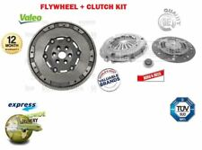 FOR PEUGEOT 207 1.6 HDI 92BHP NHP DV6DTED 2000-2012 NEW FLYHWEEL + CLUTCH KIT