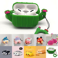 For Apple Airpods 1/ 2nd Pro Charging Cover 3D Shockproof Cartoon Airpods Case