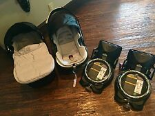Orbit Baby Infant Car Seat, Pram, and 2 bases. Great used condition. Frisco, TX.