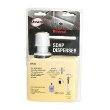 Danco White Universal Straight Soap Dispenser, 10041