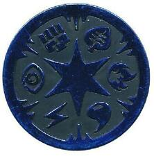 Pokemon Energy Collectible Coin (Blue Mirror Holofoil) NM Pokemon; Pin; 3DY