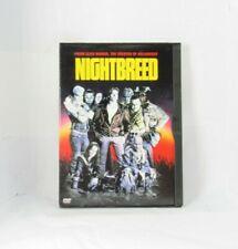 NIGHTBREED (1990)  DVD  Clive Barker (Hellraiser) Snapcase Craig Sheffer
