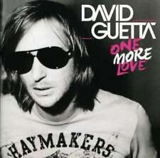 CD musicali house david guetta