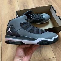 Nike Jordan Max Aura Trainers Size UK 8.5 EUR 42 Grey AQ9084 005 NEW