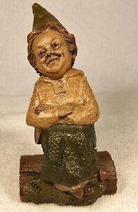 MRS.-R 1987~Tom Clark Gnome~Cairn Studio Item #5004~Edition #64~Story Included