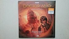 Doctor Who Zygon Hunt Limited Edition Orange Vinyl Record (No 883 ) - NEW