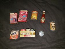 Vintage Fridge Magnets Campbells Nestle Heinz A&W Diet Pepsi Cheez It Lot