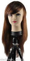 *Women's Sexy Straight Long Fancy Dress Wigs Play Costume Ladies Full Wig Party*