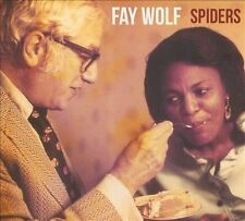 Spiders by Fay Wolf (Cd, Dec-2011, Hermonica Music)
