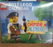 LEGO 2017 COLORABLE CALENDER