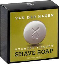 Van Der Hagen Men's Luxury Scented Soap 3.50 oz