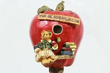 Boyds Collectibles - The Boydsenbeary Patch - Miss Wise School - Style 654428