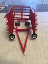 1/64 Custom Farm Toy 55ft Red Harrow