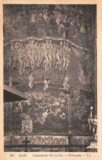 ALBI - Cathédrale Ste-Cécile - Fresques - 133-