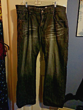 ROCAWEAR Men's Jean RN#106830 CA#03877 size W40 Classic Fit 100%Cotton