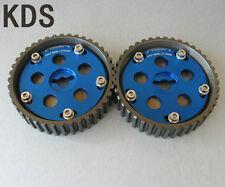 Adjustable cam gear gears for Suzuki Swift GTI G13B 2pcs