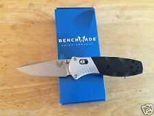 BENCHMADE   586  MINI BARRAGE NUMBER 396 OF 750. FIRST PRODUCTION
