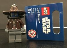 Lego New Star Wars Cad Bane Minifigure Key Chain with tag 853127