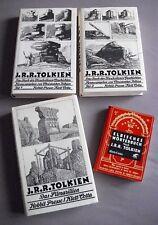 J.R.R Tolkien's verschollene Geschischten 1-3, + Karte + Elbisches Wörterbuch !