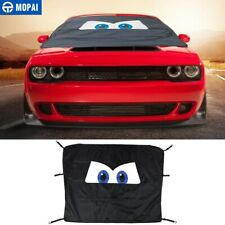 Front Windshield Sunshade Cover Anti Snow UV Rays Sun Visor for Dodge Challenger