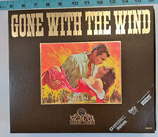 GONE WITH THE WIND DELUXE BETA BETAMAX VIDEO VERSION HI-FI STEREO 1939