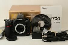 NIKON D700 Body 12.1 MP Digital SLR Camera w/Box [Excellent] from Japan (06-N97)