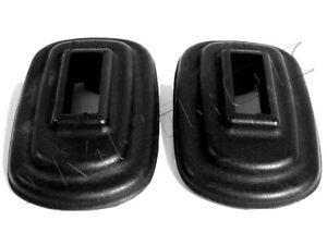 Rear Bumper Arm Grommets Fits: 1937-1940 Buick Series 40, 50, 60, 70, 80, 90