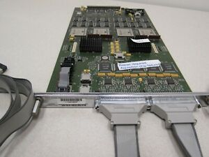 HP Hewlett Packard agilent 16750A Logic Analyzer module 1556